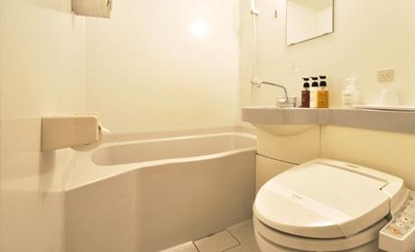 写真:バス・トイレ一例